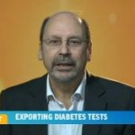 Exporting diabetes tests